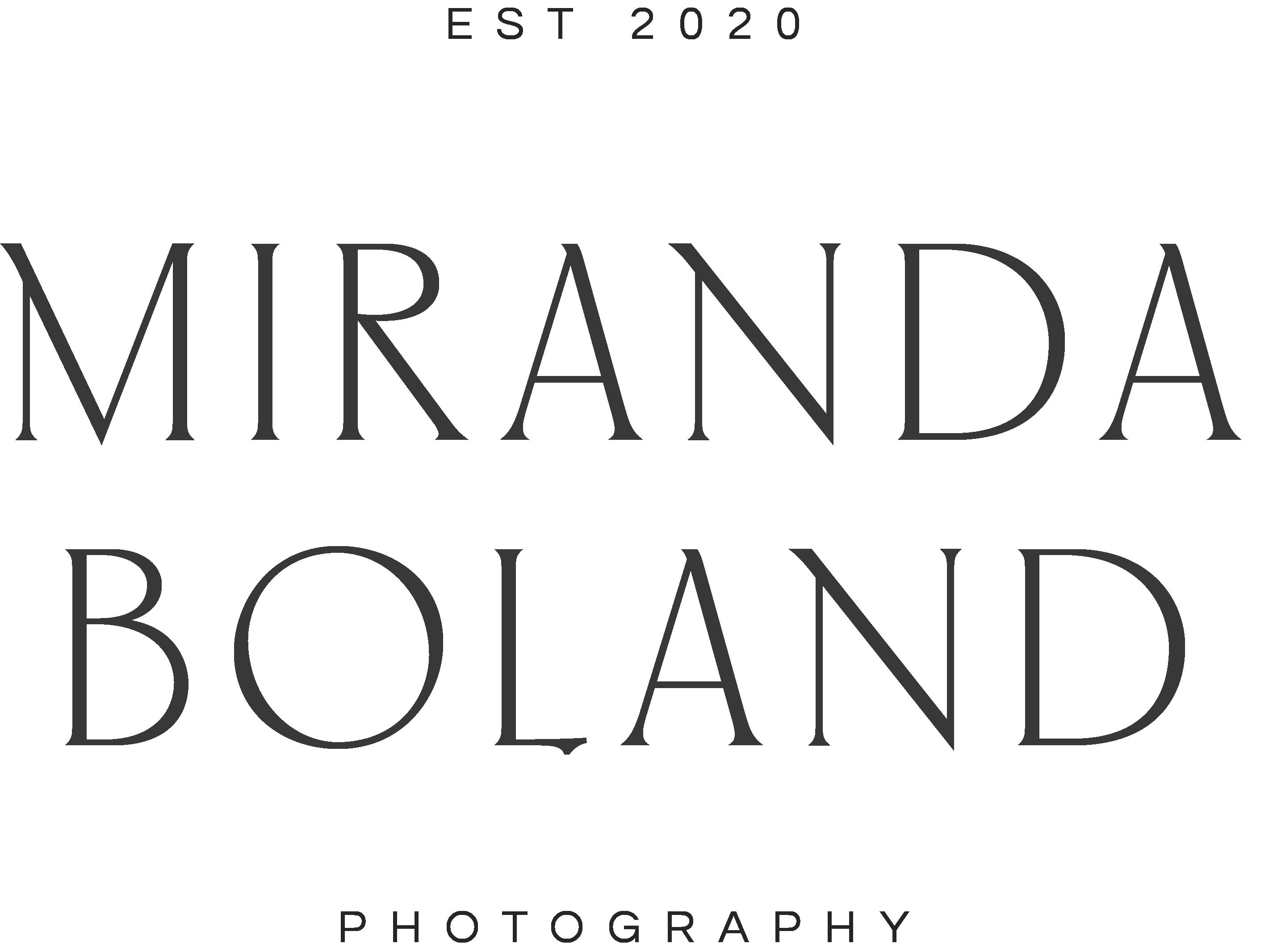 Miranda Boland Photography