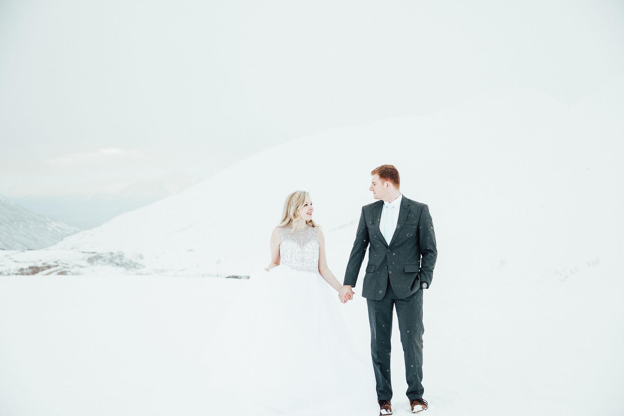Adventurous Weddings. Wandering Weddings. Anchorage, Alaska.
