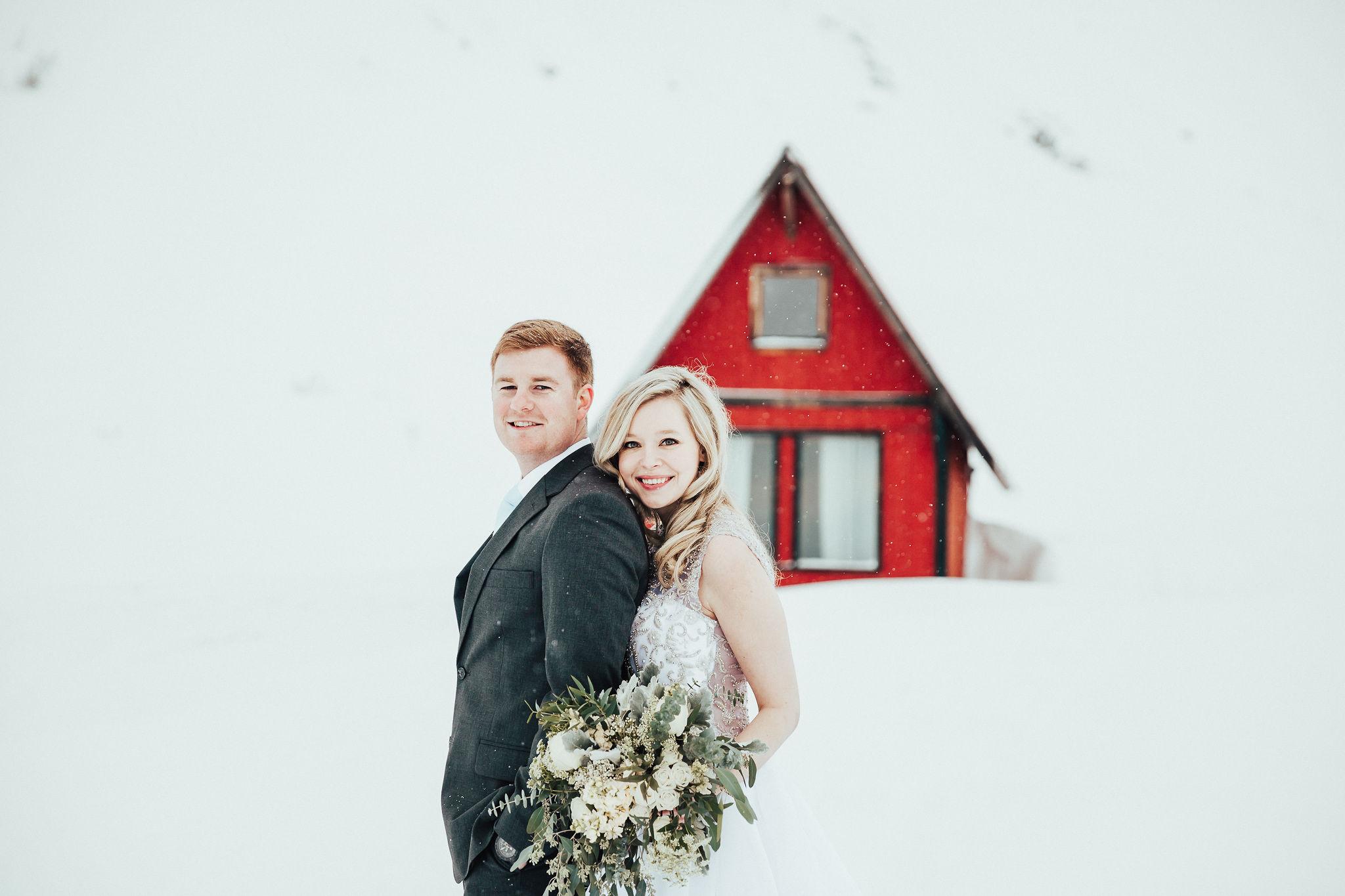 Anchorage Alaska Wedding Photographer