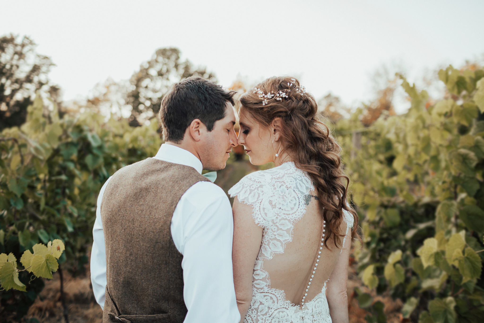 Missouri Fall Wedding